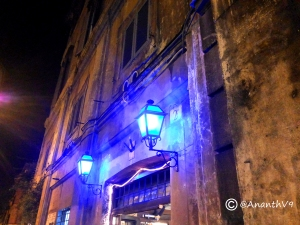 ROME by Night Ananth V